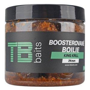 Tb baits boosterované boilie king krill 120 g - 24 mm
