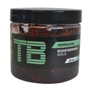 Tb baits boosterované boilie squid 120 g - 24 mm