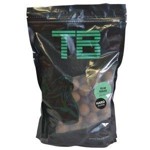 Tb baits hard boilie garlic liver - 1 kg 24 mm
