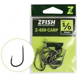 Zfish háčky carp hooks z-659 - 1/0