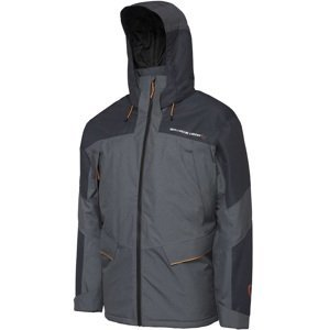 Savage gear oblek thermo guard 3-piece suit charcoal grey melange - xxl