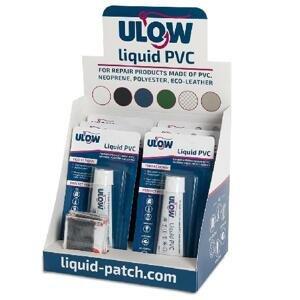 Ulow tekutá záplata liquid patch 20 g - černá