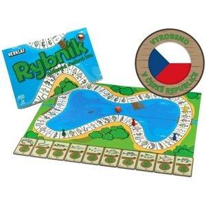 Herklas desková hra pro rybáře rybník