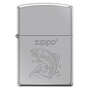 Zippo benzínový zapalovač fish 22102