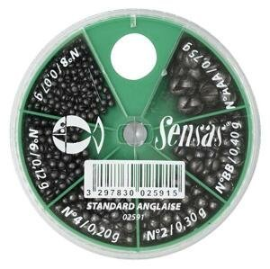 Sensas sada bročků standard 0,07-0,75 g