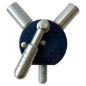 Jsv podběrákový kříž innovations master lock black