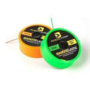 Avid carp značkovač marker elastic - oranžová