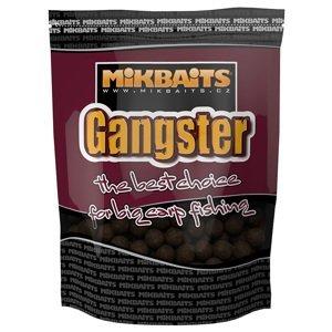 Mikbaits boilie gangster gsp black squid 10 kg 20 mm