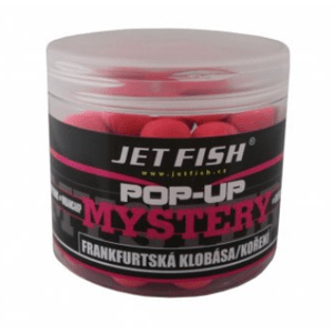 Jet fish plovoucí boilie mystery krill krab - 16 mm