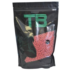 Tb baits pelety strawberry butter-2,5 kg 3 mm