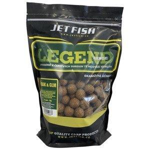 Jet fish boilie legend range rak & glm - 1 kg 30 mm