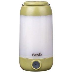Fenix nabíjecí lucerna cl26r zelená
