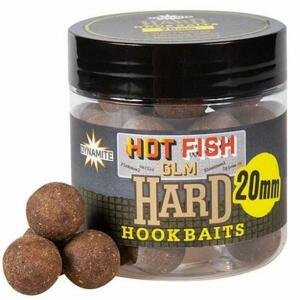 Dynamite baits hard boilie hardened hookbaits hot fish glm 20 mm