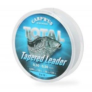 Carp ´r´ us ujímaný šokový vlasec total tapered line - průměr 0,30-0,50 mm