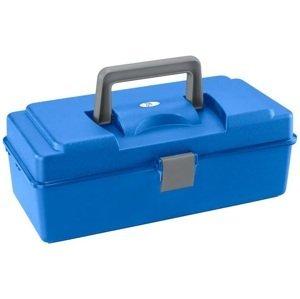 Plastica panaro rybářský kufřík 141 modrý