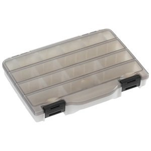Plastica panaro krabička 199 slim čirá šedá