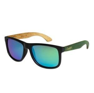 Carpstyle polarizační brýle wayfarer classic green mirror