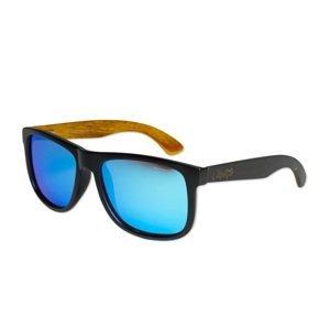 Carpstyle polarizační brýle wayfarer classic blue mirror