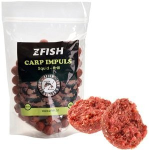 Zfish boilie carp impuls 20 mm 1 kg - squid krill