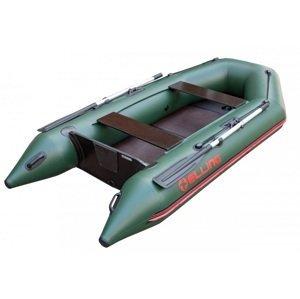 Elling člun patriot s pevnou skládací podlahou 240