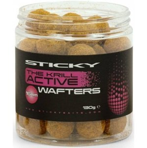 Sticky baits the krill active wafters 130 g - 20 mm