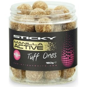 Sticky baits extra tvrdé boilies manilla active tuff ones 160 g - 20 mm