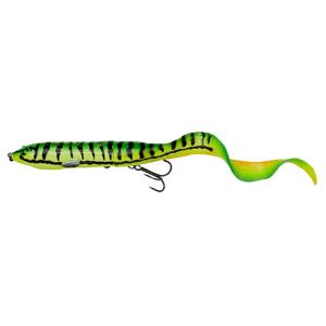 Savage gear gumová nástraha 3d hard eel slow sinking firetiger 17 cm 50 g