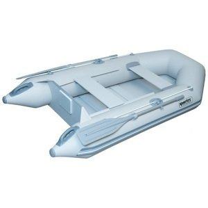Sportex nafukovací čluny shelf 270f lamelová podlaha s úchyty fasten šedý 2x lavička