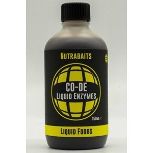 Nutrabaits tekuté přísady co-de 250 ml
