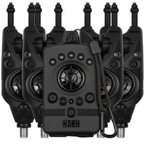 Nash sada signalizátorů záběru siren r4 alarm - 4+1