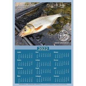 Črs nástěnný kalendář jednolistý na rok 2022