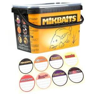 Mikbaits 5l kbelík+samolepky