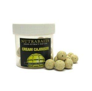 Nutrabaits pop up cream cajouser 15 mm