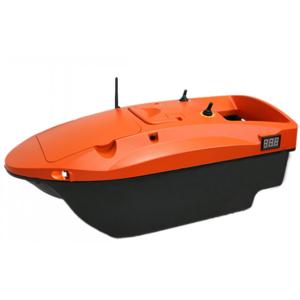 Devict zavážecí loďka tanker mono oranžová