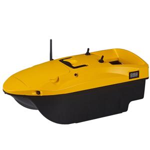 Devict zavážecí loďka tanker mono žlutá