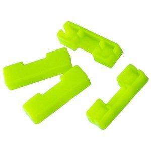 Matrix vložky pro kostřičky winder colour indicators lime zelená 4 ks