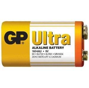 Gp batteries alkalická baterie gp ultra 6lf22 (9v) 1 ks