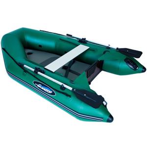 Gladiátor člun nafukovací ak260 ad zelený