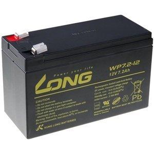 Long baterie 12v 7,2ah f2