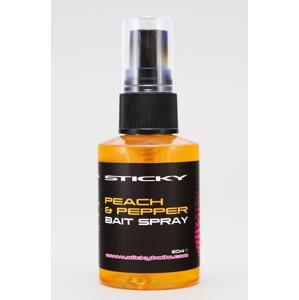 Sticky baits dipovací sprej peach pepper spray 50 ml