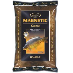 Lorpio krmítková směs magnetic carp halibut 2 kg