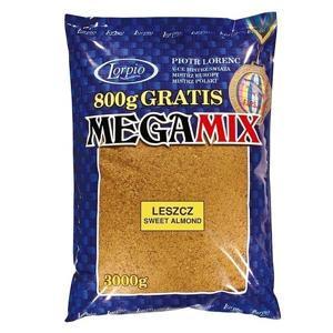 Lorpio krmítková směs megamix cejn sweet almond 3 kg