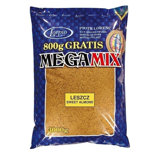 Lorpio krmítková směs megamix kapr scopex vanilla 3 kg