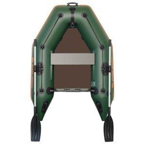 Kolibri člun km-200 p zelený pevná podlaha