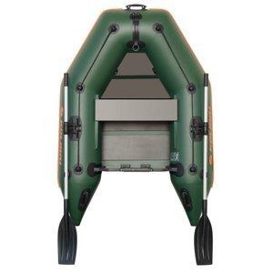 Kolibri člun km-200 zelený lamelová podlaha