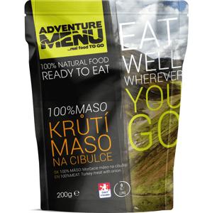 Adventure menu 100% krůtí maso na cibulce