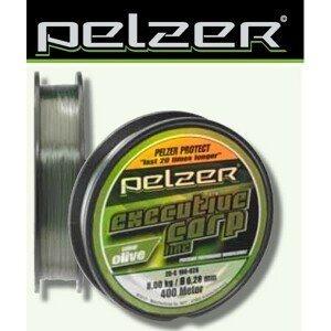 Pelzer vlasec executive carp line green 400 m-průměr 0,35 mm / nosnost 12,5 kg