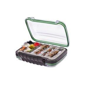 Snowbee krabička easy-vue waterproof fly box-krabička easy-vue waterproof fly box - s