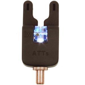 Attx  hlásič underlit wheel-modrý