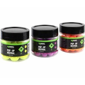 Nikl fluoro pop-up 50 g 20 mm-oranžová